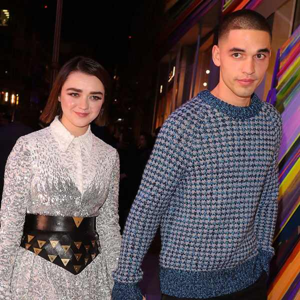Maisie Williams, Reuben Selby